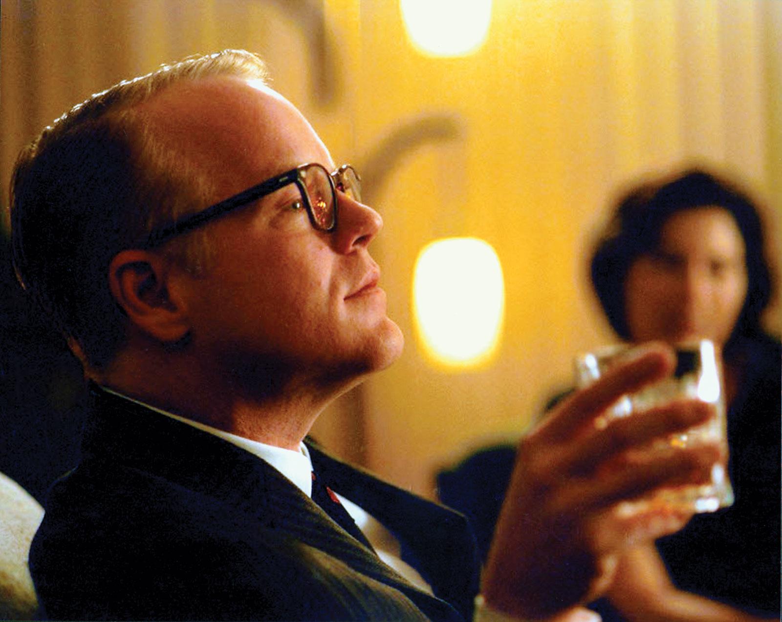 Hoffman recibió el Oscar por Capote