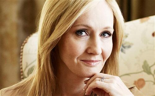 J.K.Rowling-Fuente: ahoranoticias