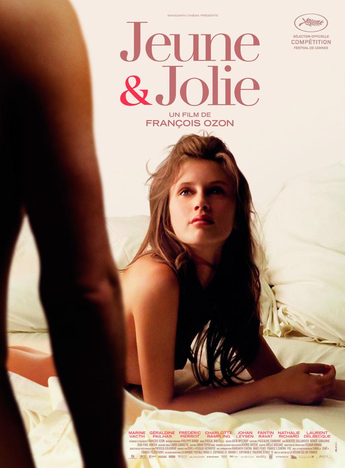 """""""Joven y Bonita"""" del director francés François Ozon-Fuente: cachecine.blogspot.com"""