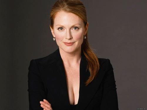 Julianne Moore ha sido cuatro veces nominadas, optó a dos estatuillas un mismo año (2003)-Fuente: ñews.es