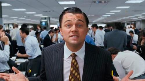 """Leonardo DiCaprio, candidato a mejor actor con """"El Lobo de Wall Street""""-Fuente:teinteresa.com"""