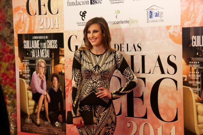 """Natalia de Molina, actriz de """"Vivir es fácil con los ojos cerrados"""""""