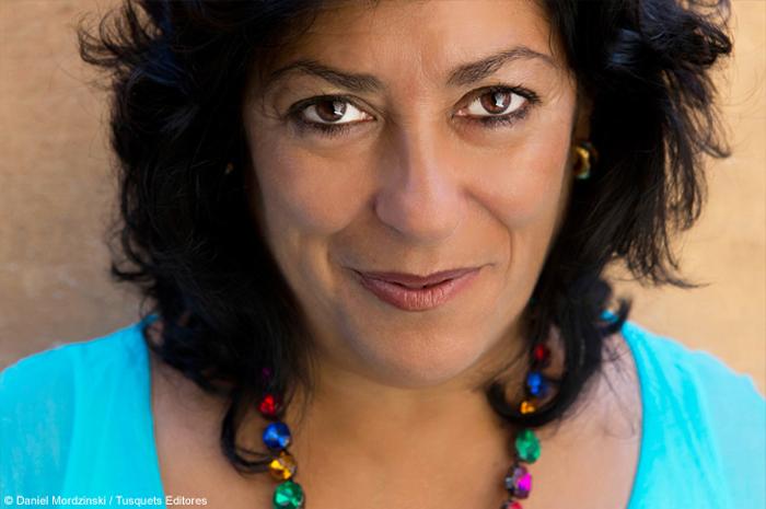 Almudena Grandes publica nuevo libro, 'Las tres bodas de Manolita'