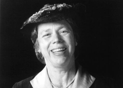 Eleanor Roosevelt, escritora y Presidenta de la Comisión de los Derechos Humanos-Fuente: esllisten.blogspot.com
