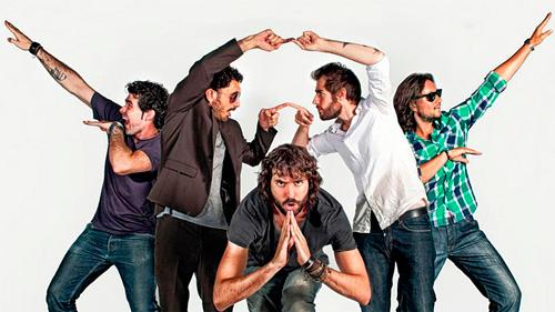 Izal, grupo que participa en la edición XII de la 'Radio Encendida'