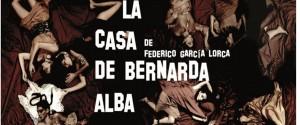 Cartel de la adaptación de La Casa de Bernarda Alba