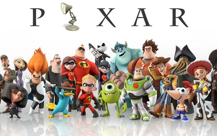 Imagen de los 25 años Pixar