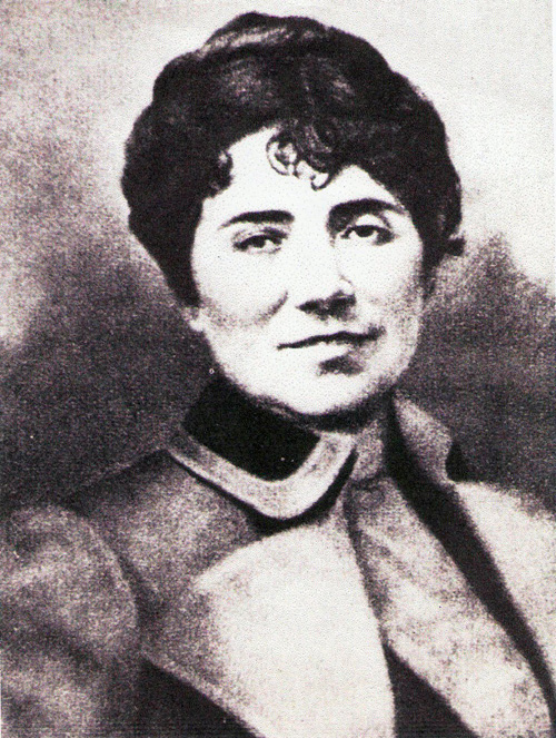 Rosalia de Castro, poetisa y novelista gallega del siglo XIX-Fuente:nuria-madurell.blogspot.com