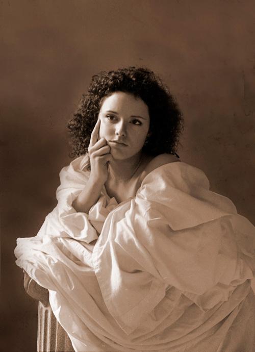 Actriz consagrada de teatro, Sarah Bernhardt-Fuente:fanphobia.net