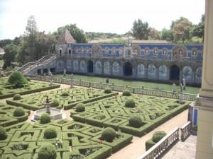 Jardines del Palacio del Marqués de Fronteira