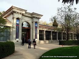 Pabellón Villanueva del Jardín Botánico, dónde se presenta la exhibición
