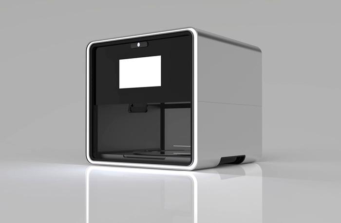 Impresora 3D de alimentos  'Foodini'-Fuente: deisgnboom