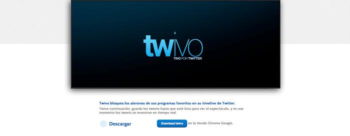 Twivo, herramienta antispoilers-Fuente: Twivo