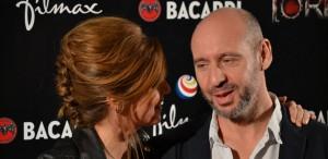 Foto de Jaume Balagueró y Manuela Velasco en la premiére de Rec 4