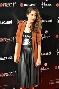 Foto de la actriz Leticia Dolera en la premiére de Rec 4