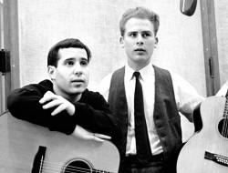 El dúo mítico de los años sesenta y setenta Simon and Garfunkel