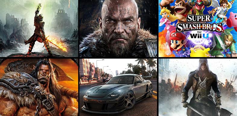 imagenes de los videojuegos más esperados
