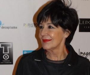 La actriz Concha Velasco