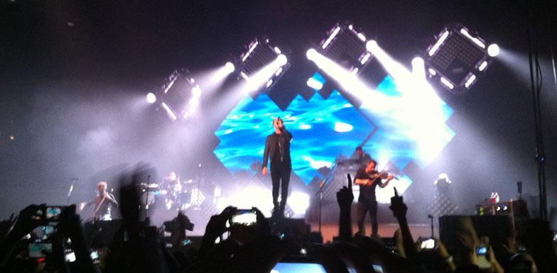 concierto One Republic en Madrid