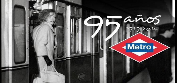 95 años de Metro