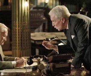 Niels Arestrup y André Dussollier se enfrentan en 'Diplomacia'