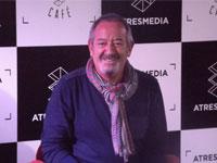 Karlos Arguiñano en la rueda de prensa