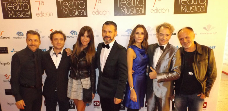 Lara Dibildos Premios Teatro Musical