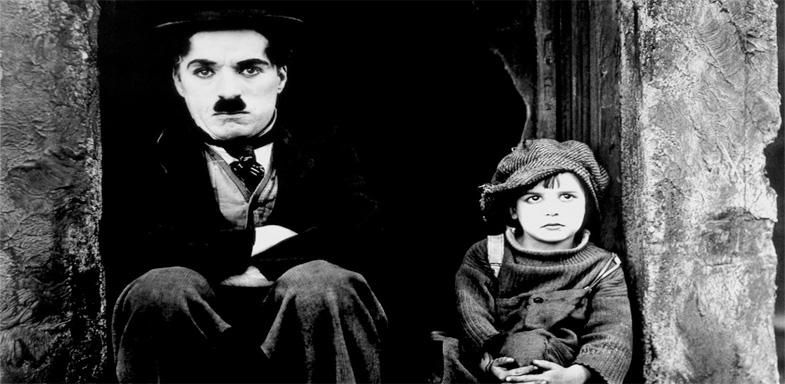 Charles Chaplin de Charlot