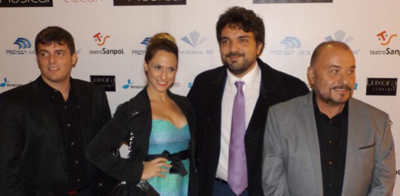 Photocall Premios Teatro Musical