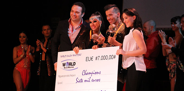 Ganadores World Salsa Master