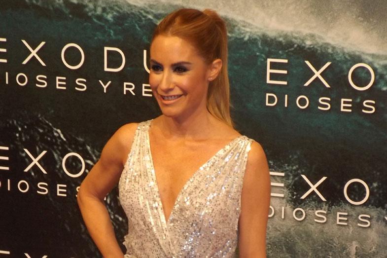 Ainhoa Arbizu, presentadora