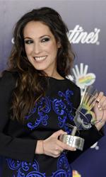 Malú gran triunfadora de los premios 40 Principales 2014