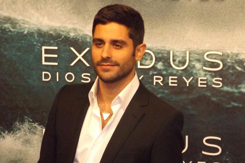 Miguel Diosdado, actor