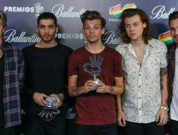 One Direction recibieron dos galardones