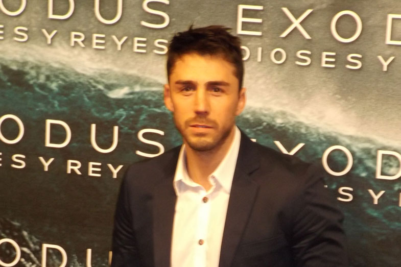 Rubén Sanz, actor