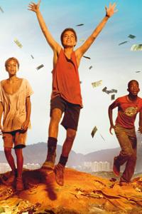 Portada de la película de Trash: Ladrones de esperanza