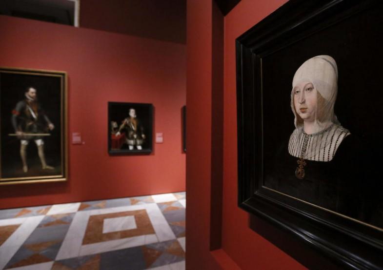 Isabel La Católica El Retrato en las Colecciones Reales