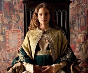 Foto promocional de la serie 'Isabel'