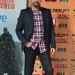 Imagen de Javier Godino en el Festival de Series MIM