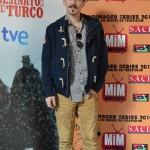 Imagen de Víctor Clavijo en el Festival de Series MIM