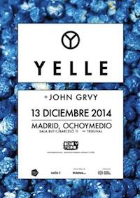 Yelle + John Grvy cartel
