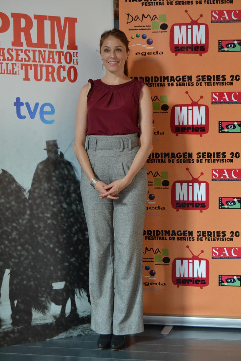 Imagen de Yiriria en el Festival de Series MIM