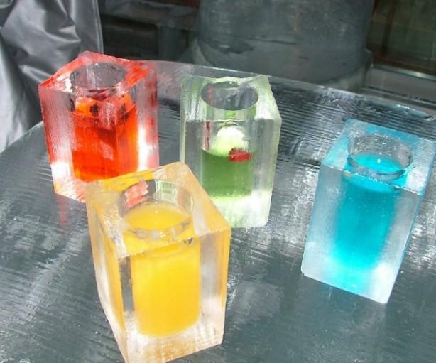 Ice Bar Madrid