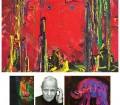 Antony Hopkins: La relación con la pintura del actor inglés Anthony Hopkins no sólo consiste en haber encarnado a Pablo Picasso en el cine. Aunque ahora todos le reconozcamos como un titán de la pantalla, la vida de Sir Anthony no ha sido fácil. Tras unos comienzos brillantes, el galés tuvo que luchar durante décadas contra un alcoholismo pertinaz y severos problemas de autoestima, antes de que El silencio de los corderos le lanzase al estrellato. Precisamente tras la tensión de este papel, Hopkins empezó a pintar, y en 2010 expuso 50 de sus obras en una famosa galería londinense. Considerado expresionista por los críticos, Hopkins pinta rostros fantasmagóricos y paisajes de pesadilla, ante los cuales, Hannibal Lecter quizás esbozaría una sonrisa de aprobación.