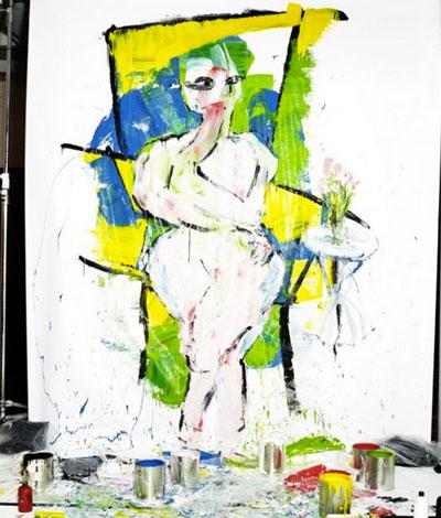 Lucy Liu: Alrededor de 2009, el mundo del arte sufrió una conmoción al saber que la cotizada artista Yu Ling no era otra que la actriz de Los ángeles de Charlie y Kill Bill. Resultó que Liu, antigua estudiante de Bellas Artes, pintó algunos años bajo el seudónimo de Yu Ling para evitar que su figura como actriz influenciara la opinión de la gente y la crítica respecto a su arte. Su obra se compone de pinturas al óleo, dibujos, acuarelas y collages, influenciados por una corriente abstracta, y muy inspiradas en las tradiciones pictóricas de China. Además, dona los beneficios obtenidos con sus ventas (en algún caso 16.000 euros) a UNICEF.