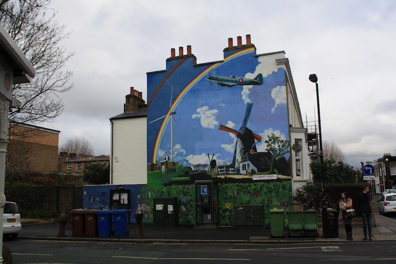 Edificio en Peckham