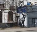 Grafiti del artsita belga ROA