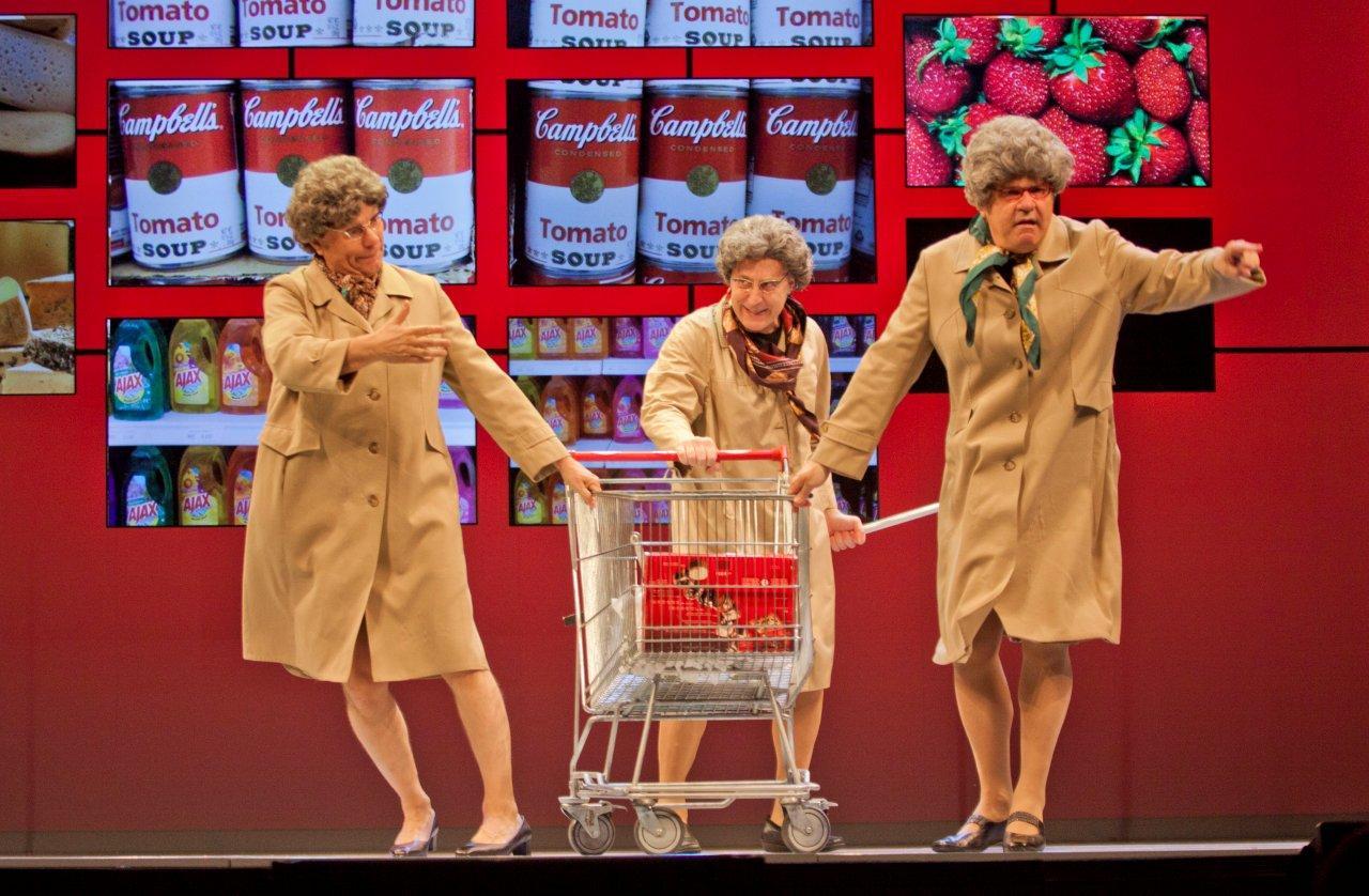 tricicle bits señoras francesas