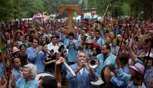 Fiestas de San Timoteo / Fuente: multimedia.lne.es
