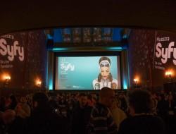 Cines Callao durante la Muestra Syfy